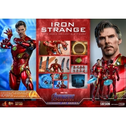 Hot Toys Marvel: Avengers Endgame Concept Art - Iron Strange