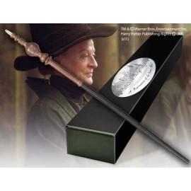 Harry Potter toverstaf Professor Minerva McGonagall (Character-Edition)