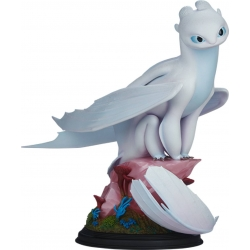 Sideshow How to Train Your Dragon 3: Light Fury Statue 26cm
