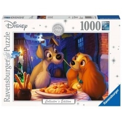 Ravensburger Disney Puzzel: Lady & The Tramp Collector's