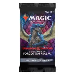 MTG Magic the Gathering: D&D Forgotten Realms Set Booster (1