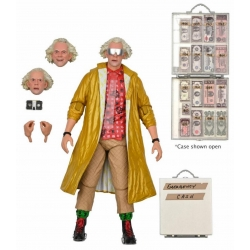 NECA Back to the Future 2: Ultimate Doc Brown 2015 Action