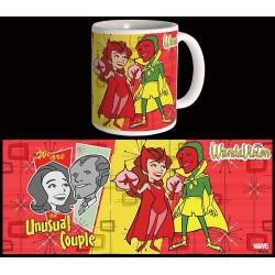Wandavision Mug Unusual Couple Mug
