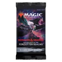 MTG Magic the Gathering: D&D Forgotten Realms Draft booster (1