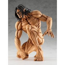 Attack on Titan: Eren Yeager Pop Up Parade PVC Statue 15 cm