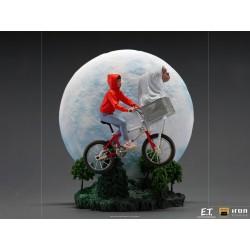 E.T. the Extra-Terrestrial: E.T. and Elliot 1:10 Scale Statue