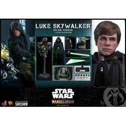 Hot Toys The Mandalorian - Luke Skywalker Deluxe Edition 1:6