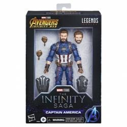 Marvel Legends: Avengers Infinity War Captain America Action