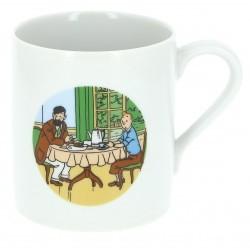 Kuifje & Haddock Ontbijt beker - Tintin & Haddock Breakfast mug
