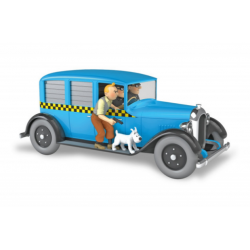 TinTin: The Taxi from Chicago 1/24 model