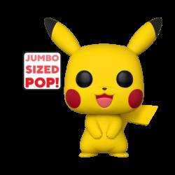 Funko Pop! Pokémon Pikachu 10″ (25cm) Exclusive