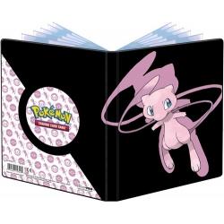 Pokémon Portfolio: 4-Pocket Mew