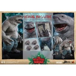 Hot Toys: Suicide Squad - King Shark 1:6 Scale Figure 35cm