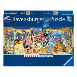 Ravensburger Disney Puzzel: Group Panorama (1000 stukjes)