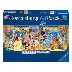 Ravensburger Disney Puzzle: Group Panorama (1000 pieces)