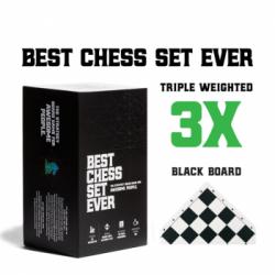Best Chess Set Ever 50x50 cm