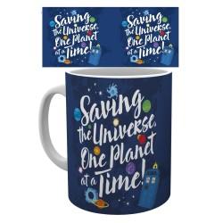 Doctor Who: Saving the Universe Mug