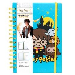 Harry Potter: Kawaii Spiral Notebook A5