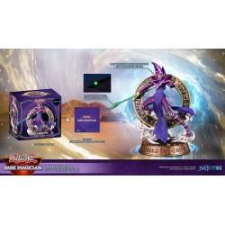 Yu-Gi-Oh: Dark Magician Purple Variant PVC Statue 30cm