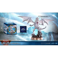 Yu-Gi-Oh: Blue-Eyes White Dragon White Edition 35cm