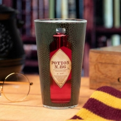 Harry Potter: Magical Effect Potion Drinking Glass
