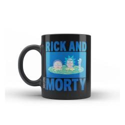 Rick & Morty: Heads Portal Mug Mok
