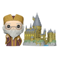 Funko Pop! Town: Harry Potter - Dumbledore with Hogwarts