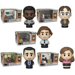 Funko Mini Moments: The Office Complete set (5)