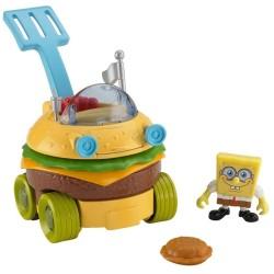 Spongebob Squarepants: Krabby Patty Wagon