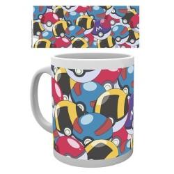 Pokémon: Poké Balls Mug