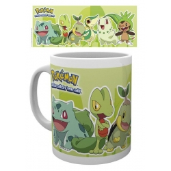 Pokémon: Grass Partners Mug