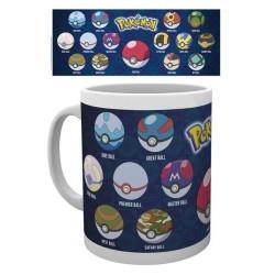 Pokémon: Ball Varieties Mug