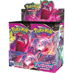 Pokémon Fusion Strike boosterbox (36 boosters) English Cards