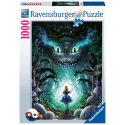 Ravensburger Alice in Wonderland Puzzle (1000 pieces)