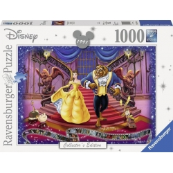 Ravensburger Disney Puzzel: Beauty and the Beast Collector's