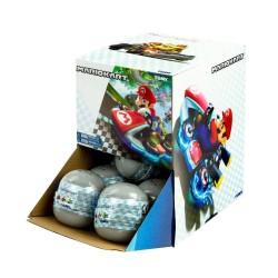 Mario Kart Pull Back Cars Mystery Figure 1 stuk - 1 piece
