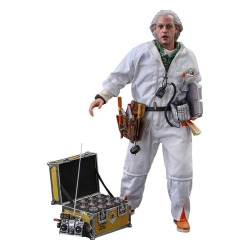 Back To The Future Movie Masterpiece Action Figure 1/6 Doc