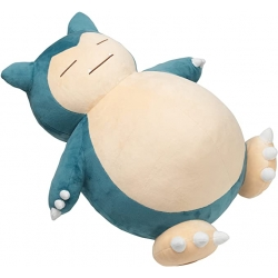 Pokémon: Sleeping Snorlax Plush Knuffel 45cm