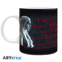 Game of Thrones Daenerys Mug Mok