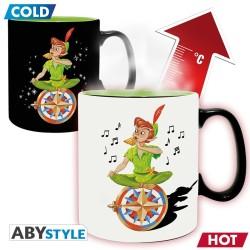 Disney: Peter Pan Heat Change Mug Mok