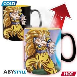 Dragon Ball Z: Kamehameha Heat Change Mug Mok