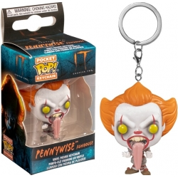 Funko Pop! Keychain: IT - Pennywise (Funhouse)