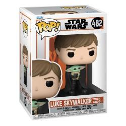 Funko Pop! Star Wars: The Mandalorian - Luke Skywalker with