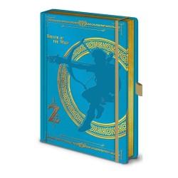 The Legend of Zelda: Breath of the Wild Premium A5 Notebook
