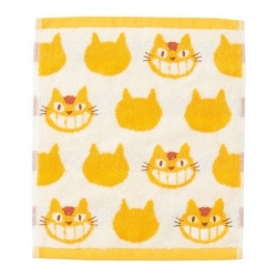Studio Ghibli: My Neighbor Totoro Mini Towel Catbus 30 x 30 cm