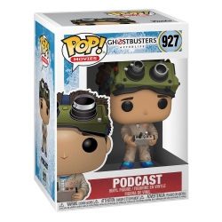 Funko Pop! Movies: Ghostbusters: Afterlife - Podcast
