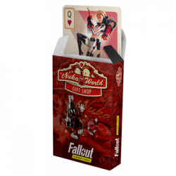 Fallout Playing Cards