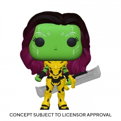 Funko Pop! Marvel: What If - Gamora with Blade of Thanos