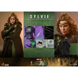 Hot Toys: Marvel: Loki - Sylvie 1:6 Scale Figure 28 cm