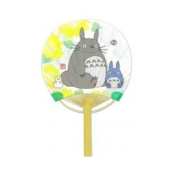 Studio Ghibli: My Neighbor Totoro Fan Totoro & Sunflower 18cm